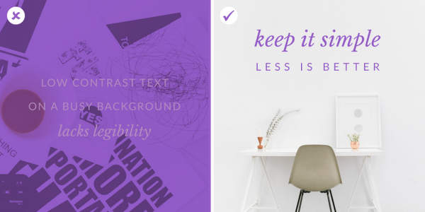 Keep it simple canva